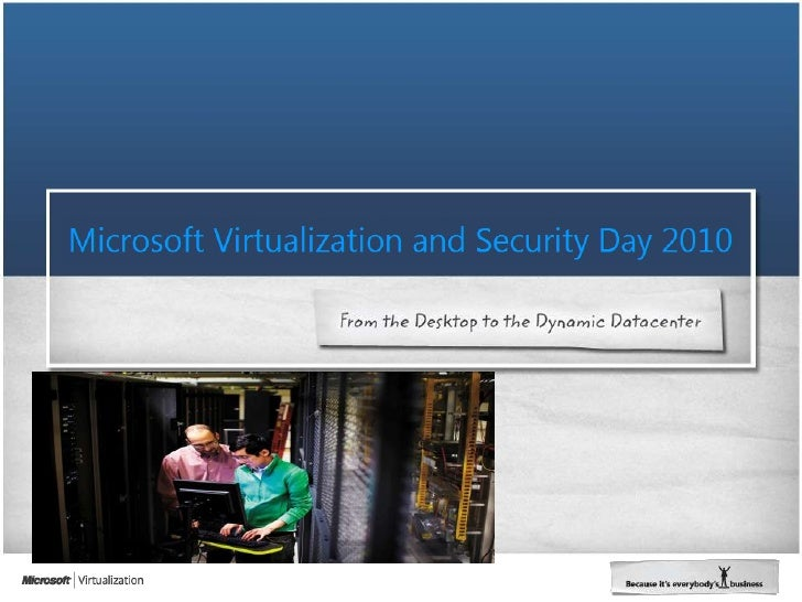Virtualization and security day  dec 2010-kwan and lai v.1.1