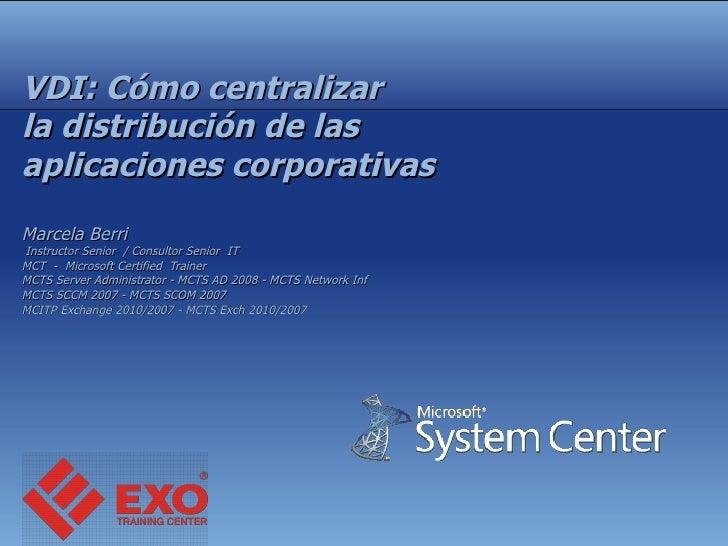 Virtualization Day Argentina - App-V