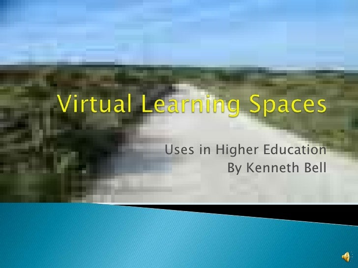 Virtual+learning+spaces ed the net gen kb[1]