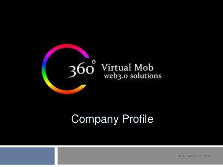 Virtual Mob - Augmented Reality Solutions