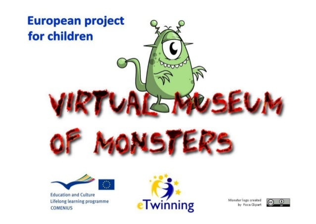 Virtual Museum of Monsters x4