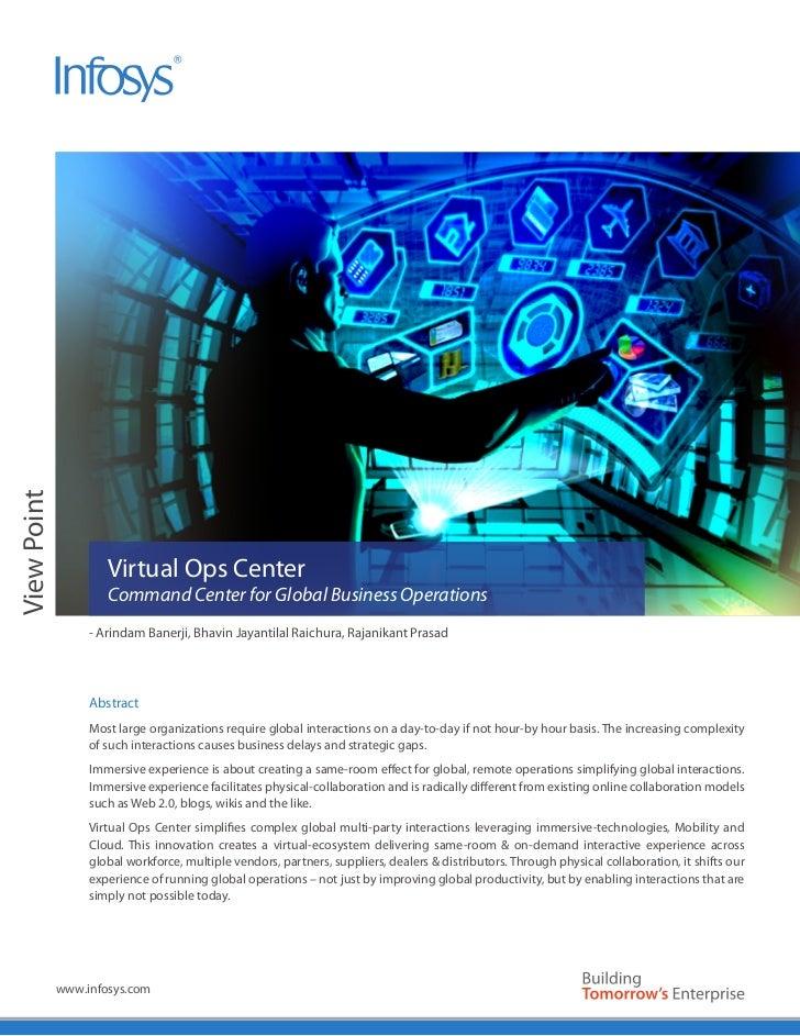 Virtual Ops Center