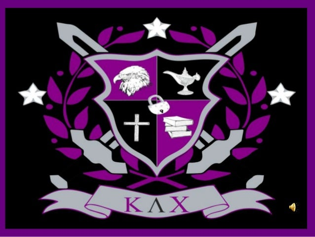 """Who: During the conception of Kappa Lambda Chi Military Fraternity, Inc. (K.L.C.) our 3 Founders asked the question """"Who a..."""