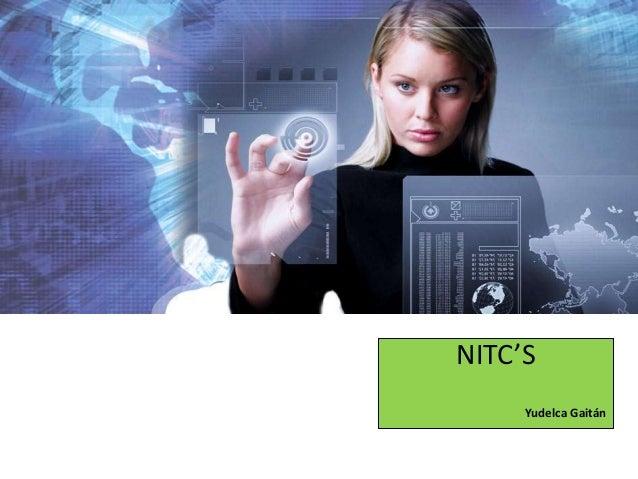 NITC'S Yudelca Gaitán