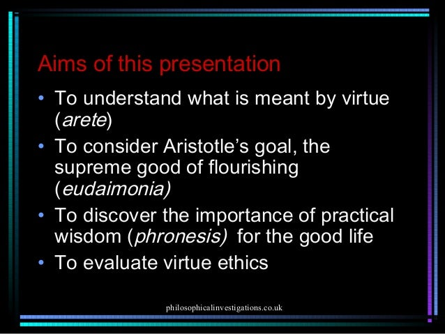 virtue ethics notes Ethical theories and how they function in the modern world along with examples on most of the 12 that were discussed in class course csc203 from notre dame.