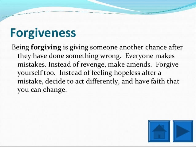 forgivness is the noblest revenge At the age of 26, amy gave her life in south africa for the cause of freedom, peaceand justice upon winning a scholarship from fulbright university, amy.