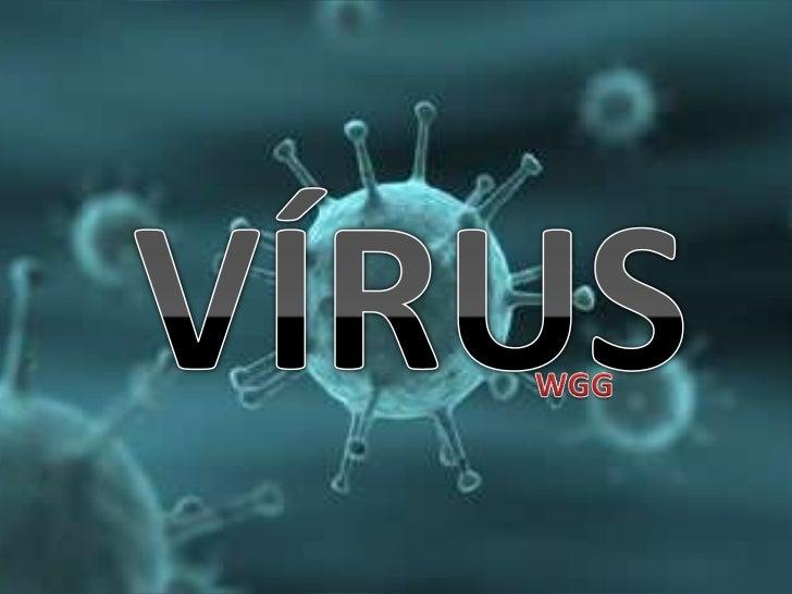 Biologia- Virus