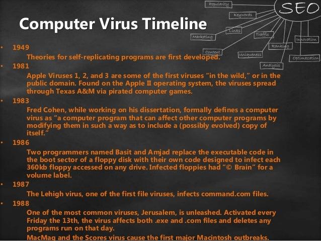Dissertation computer viruses