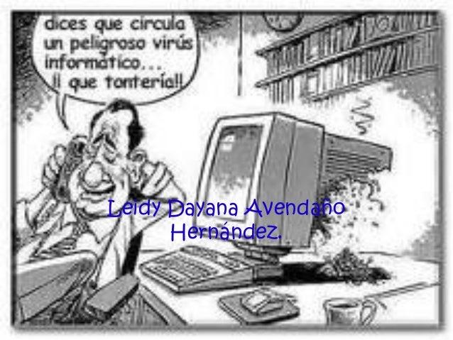 Leidy Dayana Avendaño Hernández.