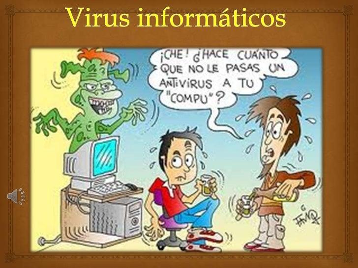 Virus y vacunas informaticas.