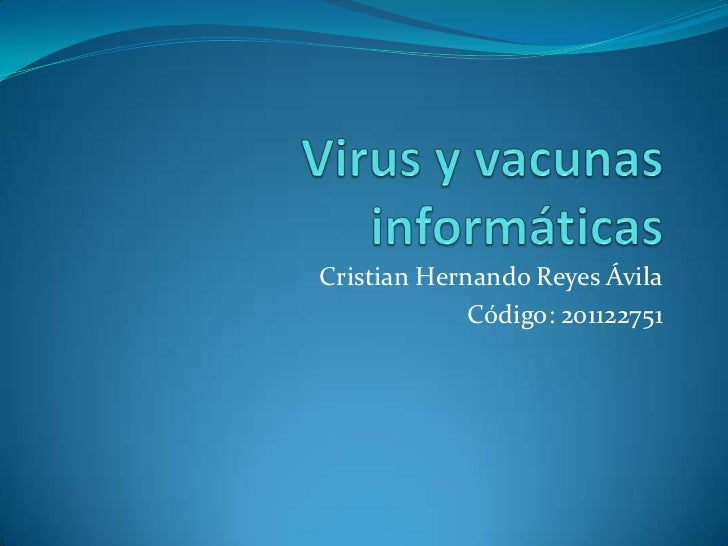 Cristian Hernando Reyes Ávila             Código: 201122751