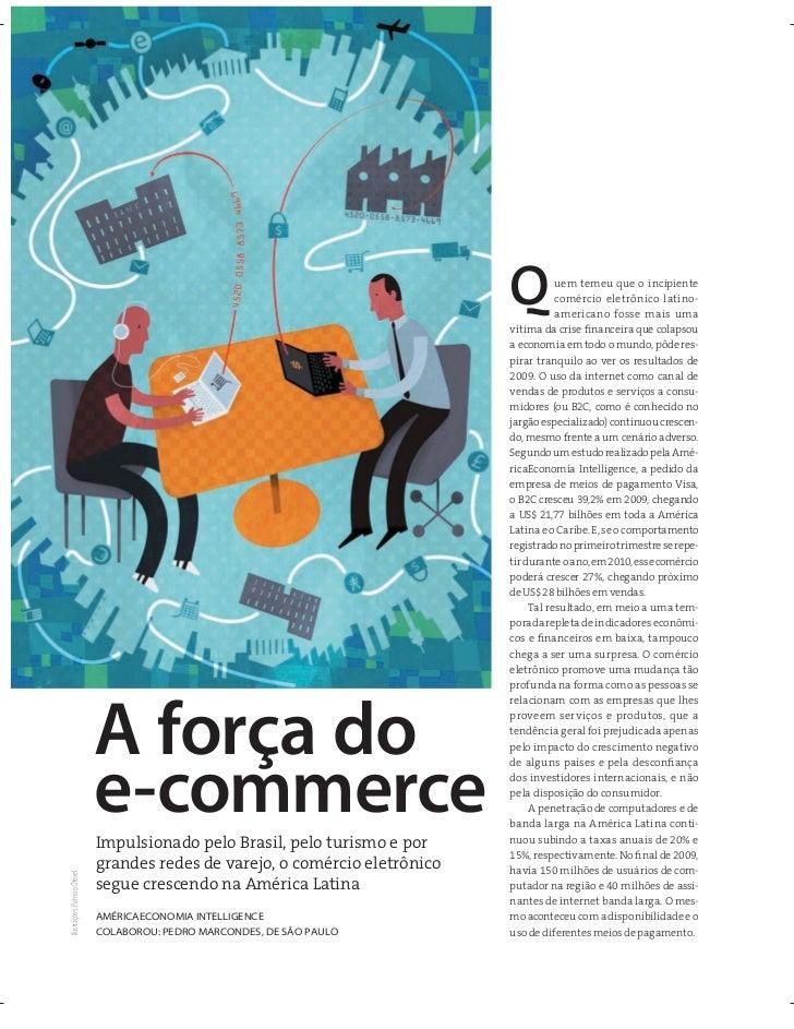 Relatório Visa e-Commerce Latam 2010 - 1/2