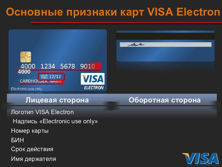 what is visa electron