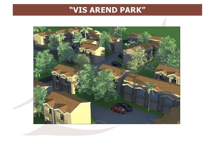Vis arend park development - Land for sale