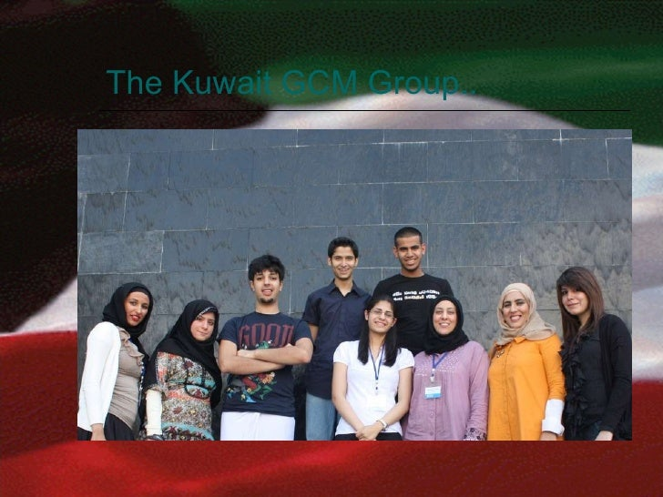 The Kuwait GCM Group..