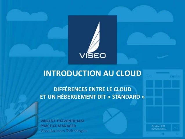 Viseo intro Prive Public Cloud vs hosting