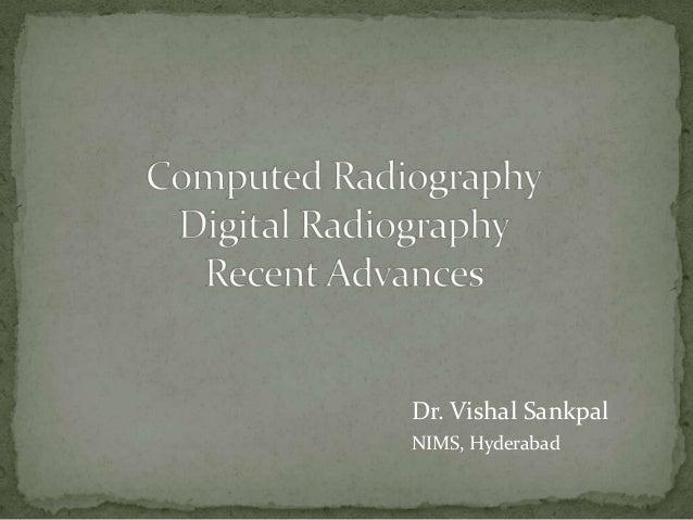 Dr. Vishal SankpalNIMS, Hyderabad