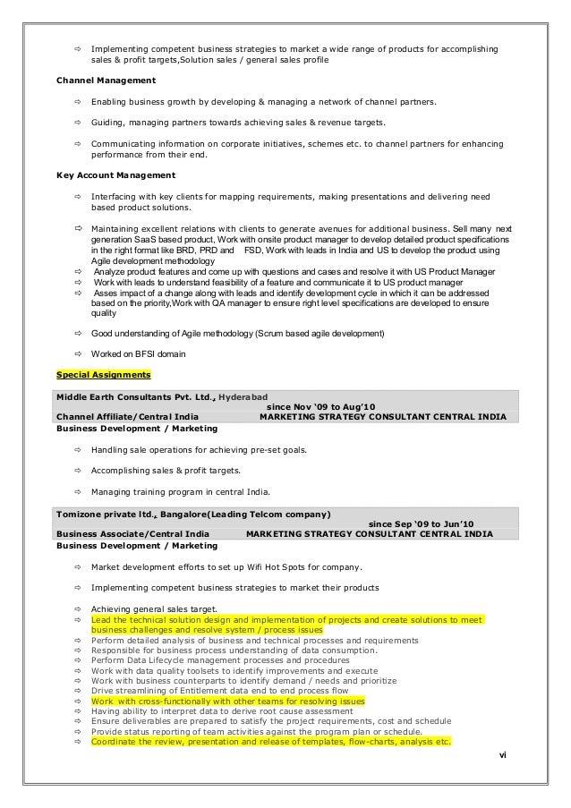 vishvas resume business analyst 7 year exp
