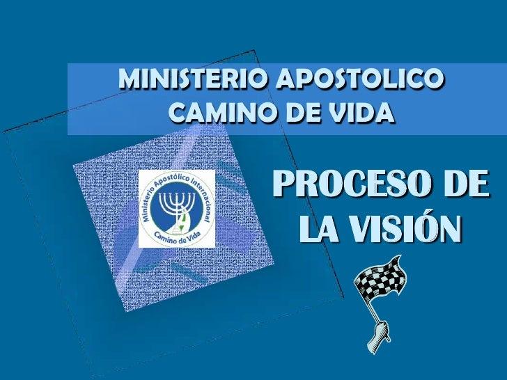 VISION APOSTOLICA