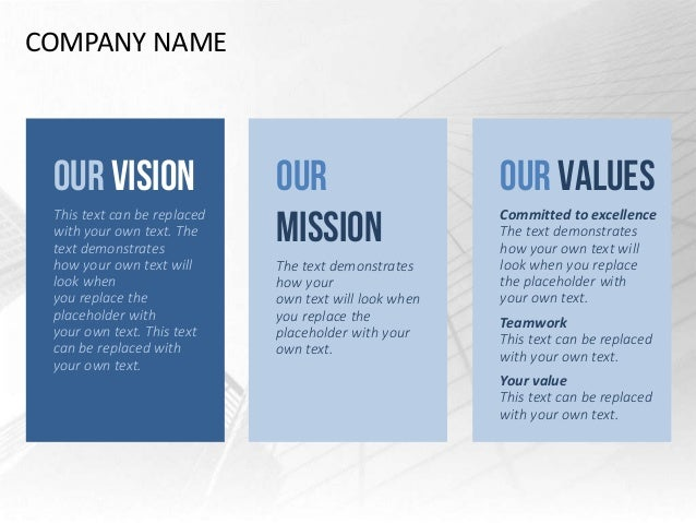 mission statement for catering company