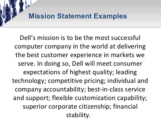 "a review of the mission statement of the company Published by harvard business review – professor robert burkart do you really need a mission statement we have all been told countless times that a ""mission statement"" is critical to the success of an organization i am sure you have heard that ""if you don't know where you are going, any direction will."