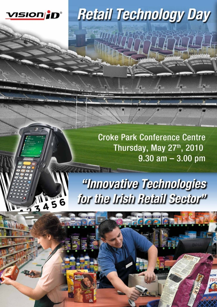 Vision Id Retail Technology Day