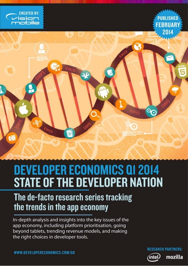 Vision mobile developer-economics_q1_2014