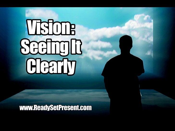 Vision Movie Ppt Version Sample