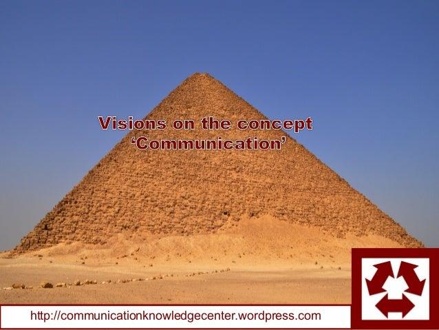 http://communicationknowledgecenter.wordpress.com