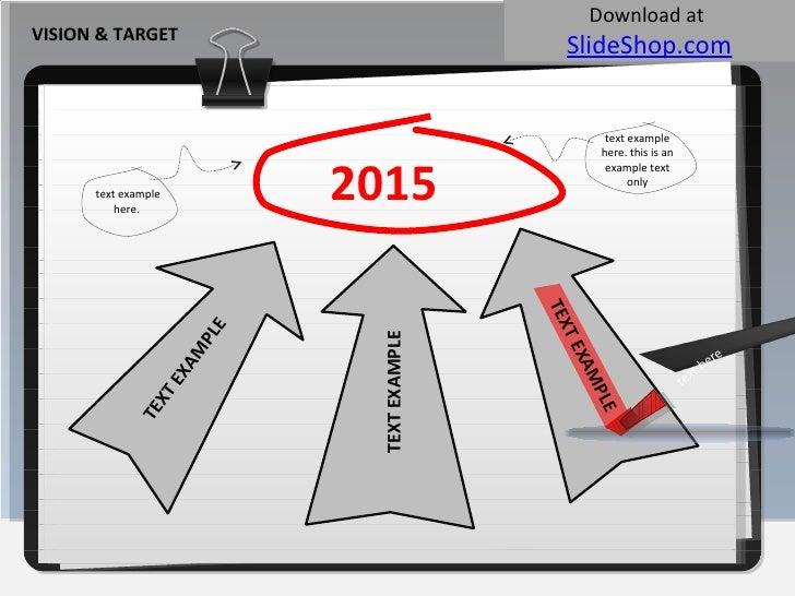 Vision & target