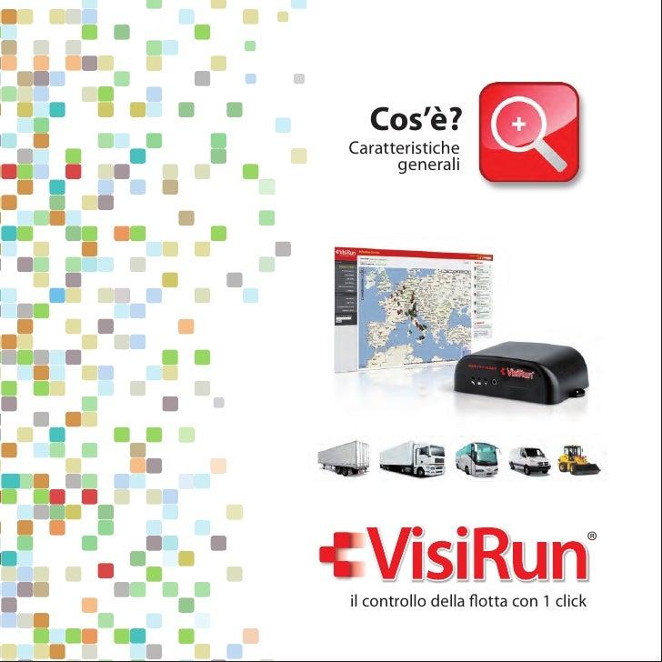 VisiRun   Localizzatore GPS  satellitare e servizio di  controllo satellitare  via Web con  localizzatori satellitari  in ...