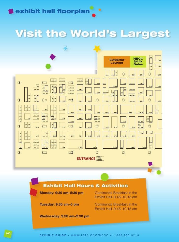 Visit the World's Largest Ed-tech Exhibit!
