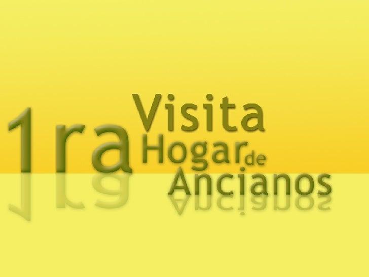 Visita Hogar
