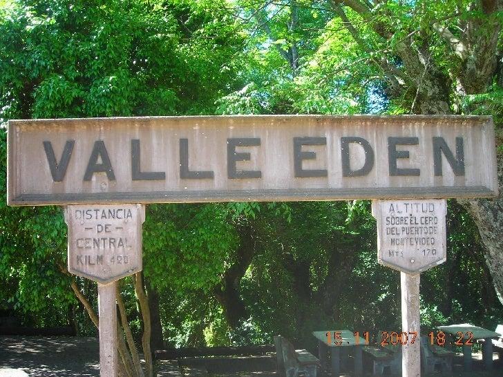 Visita Valle Edén