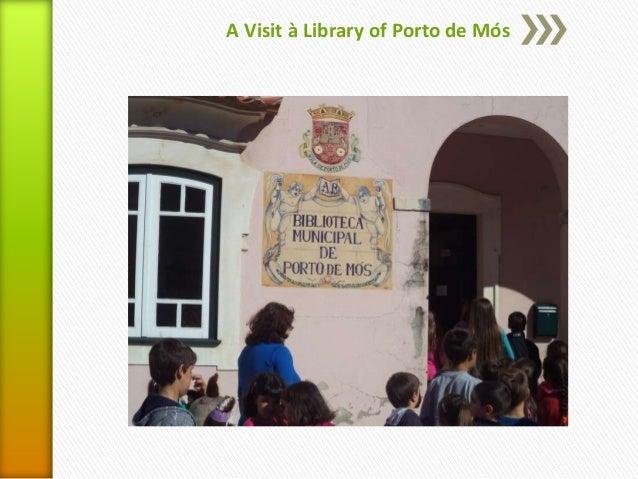 A Visit à Library of Porto de Mós