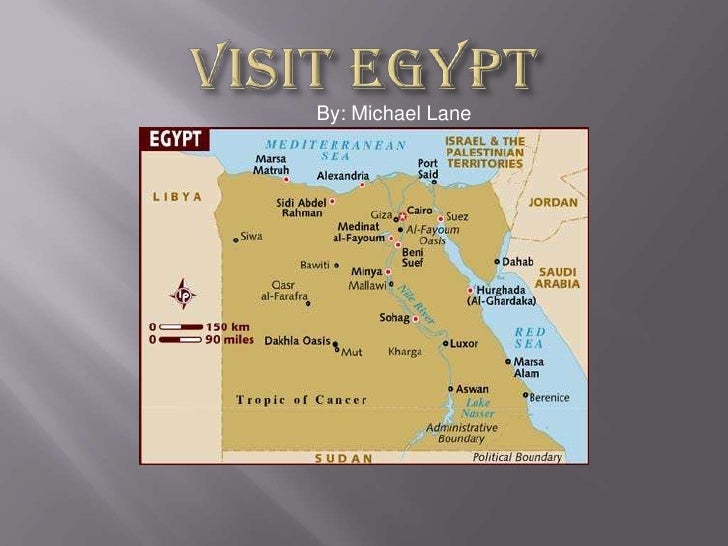 Visit Egypt by Mikey