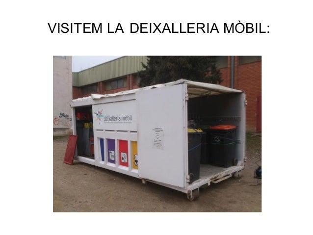 Visitem la deixalleria mòbil