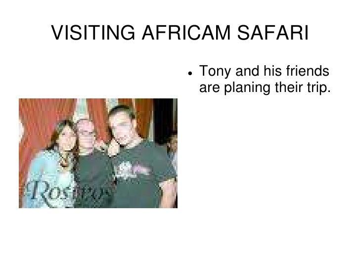 Visiting africam