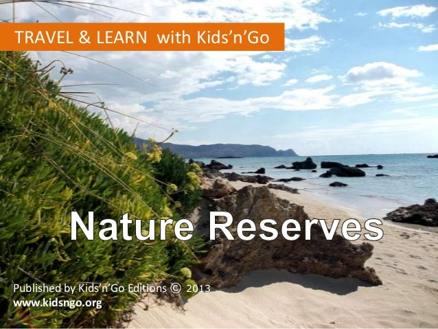 Visiting Nature Reserves with Kids