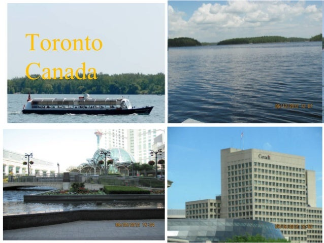 Visiting Toronto Canada