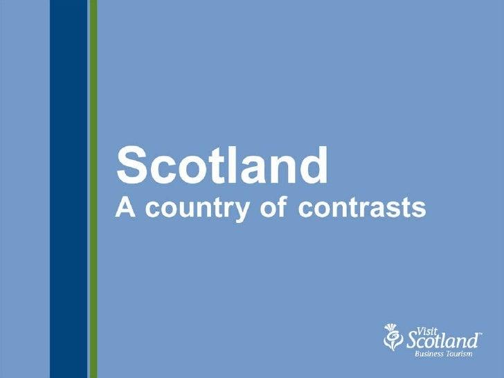Visit Scotland Powerpoint Presentation