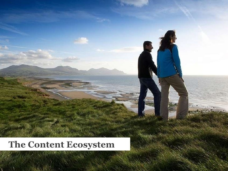 Visit wales content ecosystem new