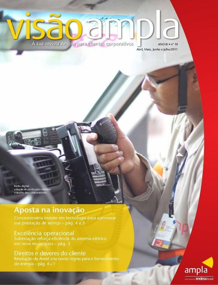 Revista Visão Ampla 10ª edição
