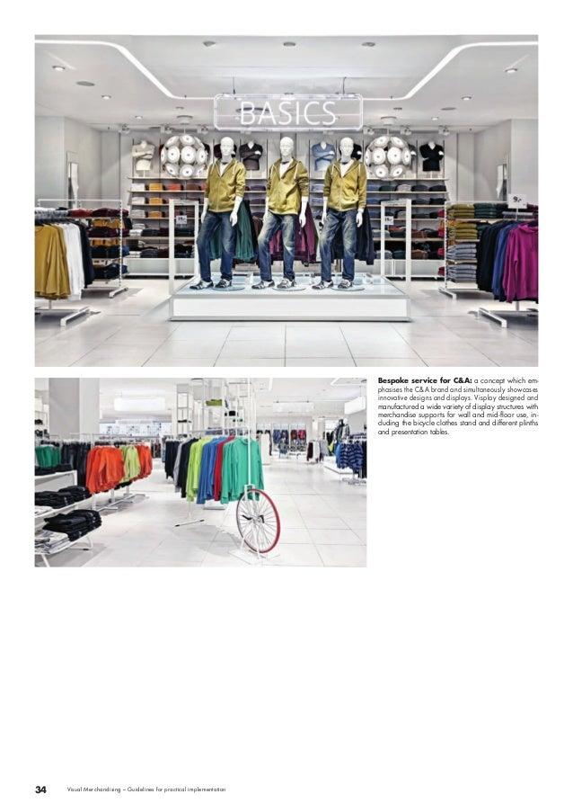 Visual merchandising research paper