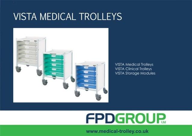 VISTA Medical Trolley Brochure