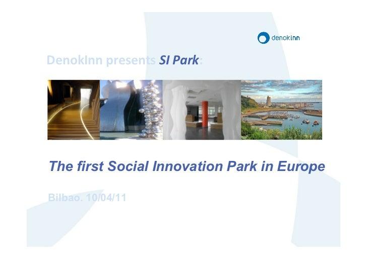 Social Innovation Park at GIA