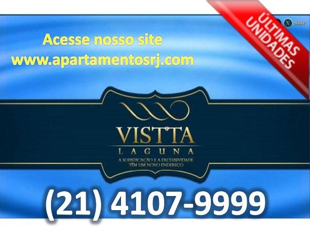 ★ Vistta Laguna apartamento cobertura 4 quartos Barra da Tijuca (21) 8791-3010