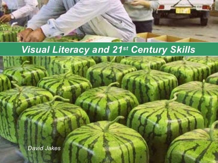Visual Literacy And 21skills