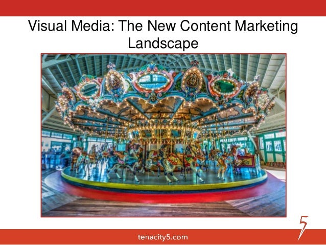 Visual Media: The New Content Marketing Landscape