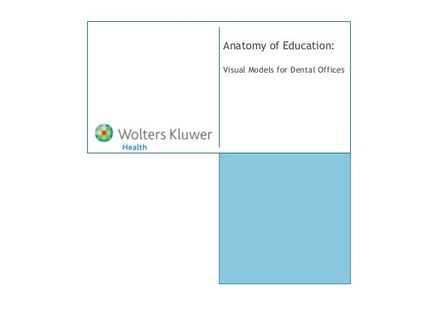 Anatomy of Education:Visual Models for Dental Offices